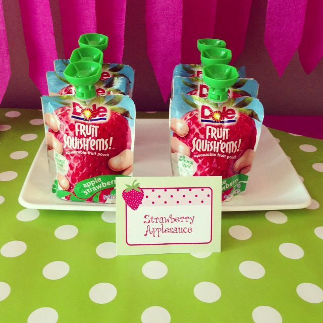 "Photo 1 of 20: #Strawberry Shortcake / Birthday ""Lily's 3rd Birthday Party"" | Catch My Party"