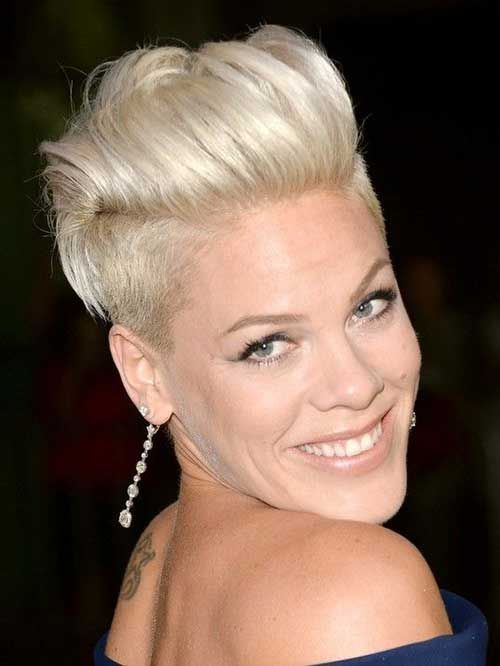 Pink Hairstyles 95 Best Pnk Style Images On Pinterest  Alecia Moore Carey Hart