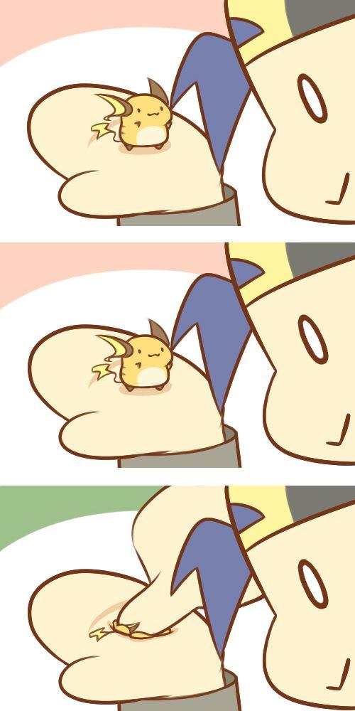 Tags Anime Fanart Pok 233 Mon Pixiv Gold Pok 233 Mon Raichu Pokemon Pinterest Pokemon