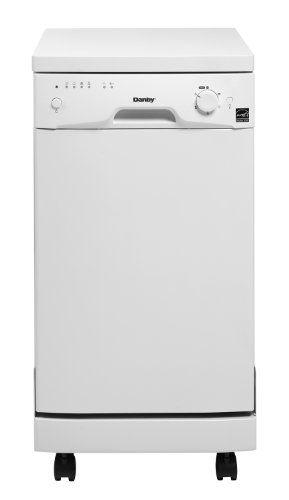 Danby DDW1899WP-1 Portable Dishwasher - http://bestdishwashershop.net/danby-ddw1899wp-1-portable-dishwasher