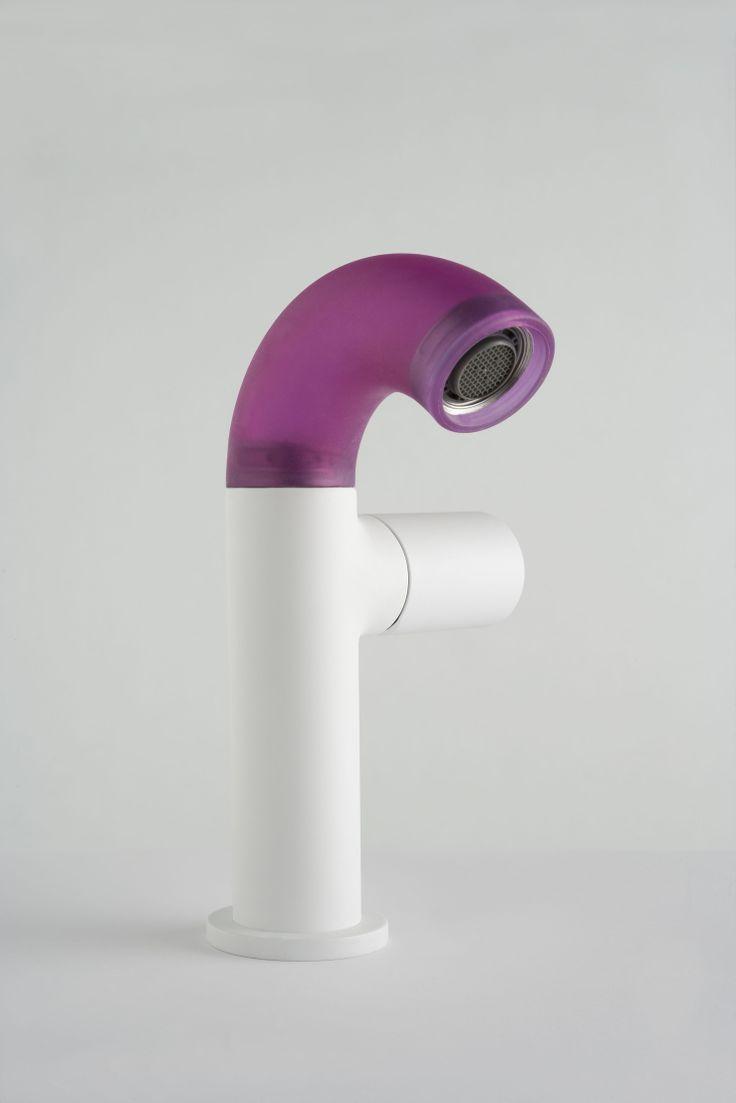 Innovativo, colorato e divertente, in una parola #POP - www.gasparinionline.it #rubinetti #zazzeri #bagno #design #color
