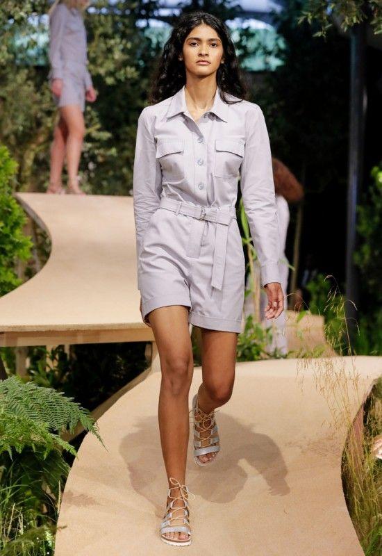 ed291c75576 Birkenstock s First Fashion Show Takes Tourist-Chic to Paris ...