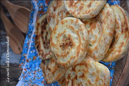 pains feuilletés roulés 1