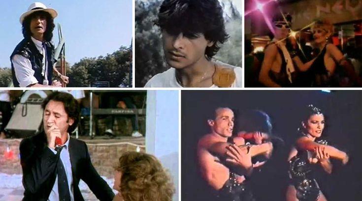 Τα 10 πιο cult τραγούδια από την εποχή της βιντεοκασέτας!!!