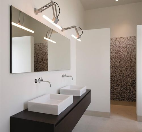 bathroom verlichting in de badkamer is functioneel en draagt bij aan ...