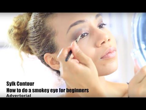 How to Do A Smokey Eye for Beginners | Sylk Contour Eyeshadow Brush Set | Daisi Jo Reviews