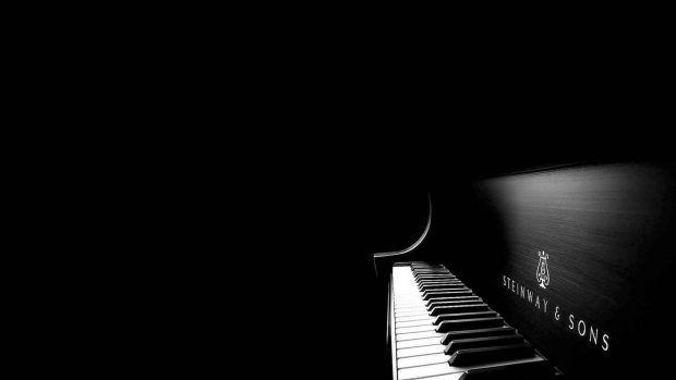 Black Music White Piano Classy Hd Wallpaper Classy Wallpaper Black Music Music Wallpaper