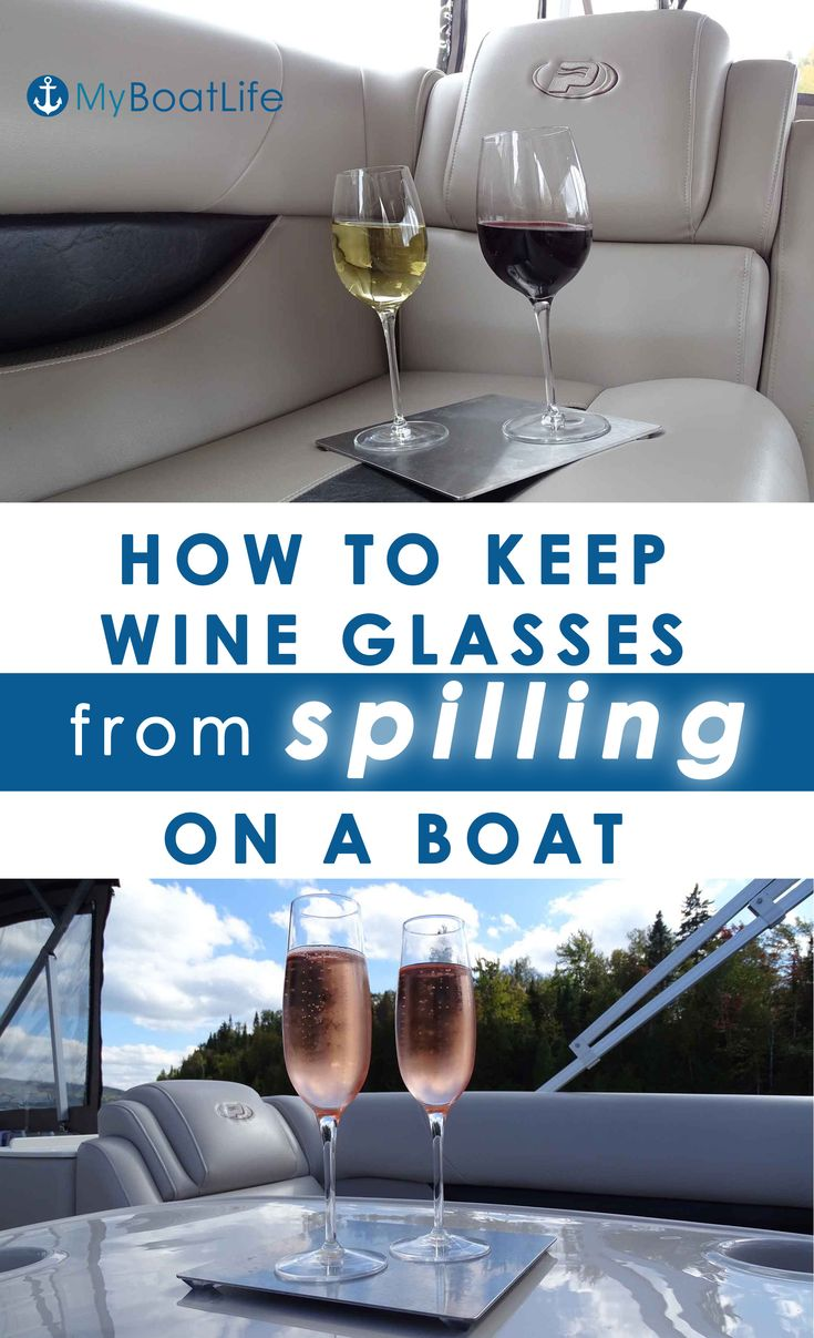 8 best boating and nautical gift ideas images on pinterest nautical boats and cleaning - Anti spill wine glass ...