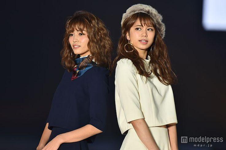 楓&佐藤晴美(C)モデルプレス