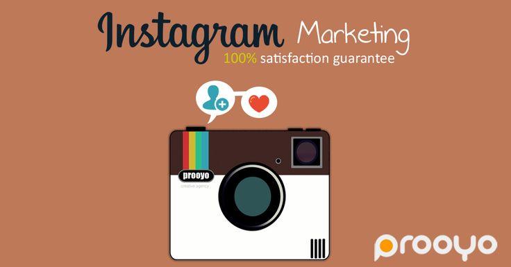 Berpromosi dengan Jasa marketing instagram prooyo yuk! sudah terbukti ampuh dan efektif untuk meningkatkan brand awarness anda.
