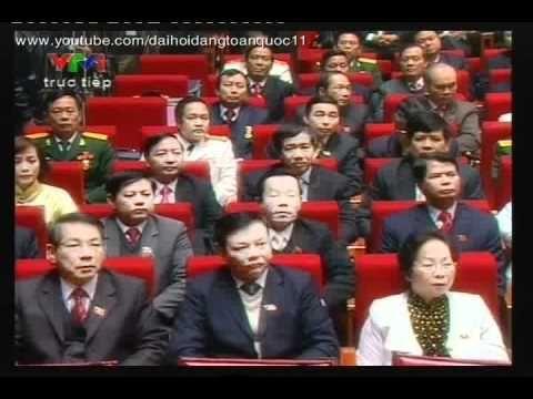 Phần 2 - Khai mạc Đại hội Đảng toàn quốc lần thứ 11