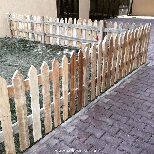 Pin On Pallet Fences