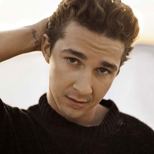 Shia Labeouf..I've loved you since your Even-Stevens days