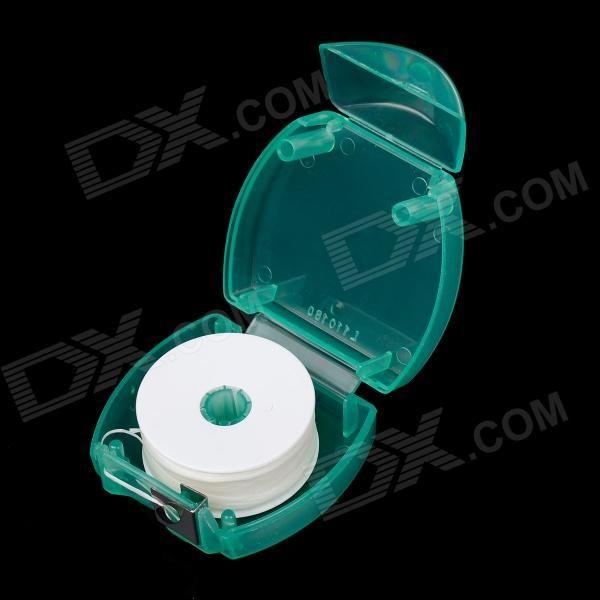 LA MEI LA A0291 Interdental Dental Floss Picks Set - (10 Dental Floss Picks + 1 Dental Floss)