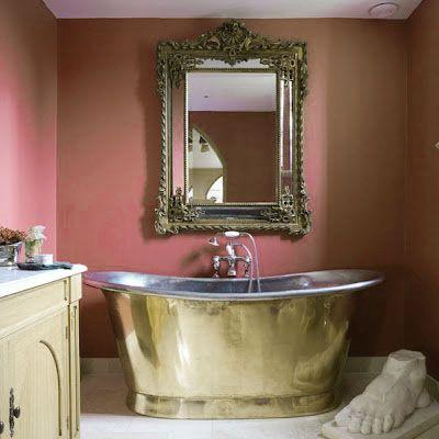 ♡ Home Pink Home ♡  bath