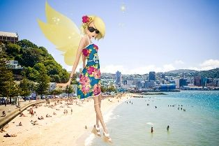 From my magical time in Wellington, New Zealand. #NewZealand #Wellington #AirNZ #AirNZFairy #NZ #adventures