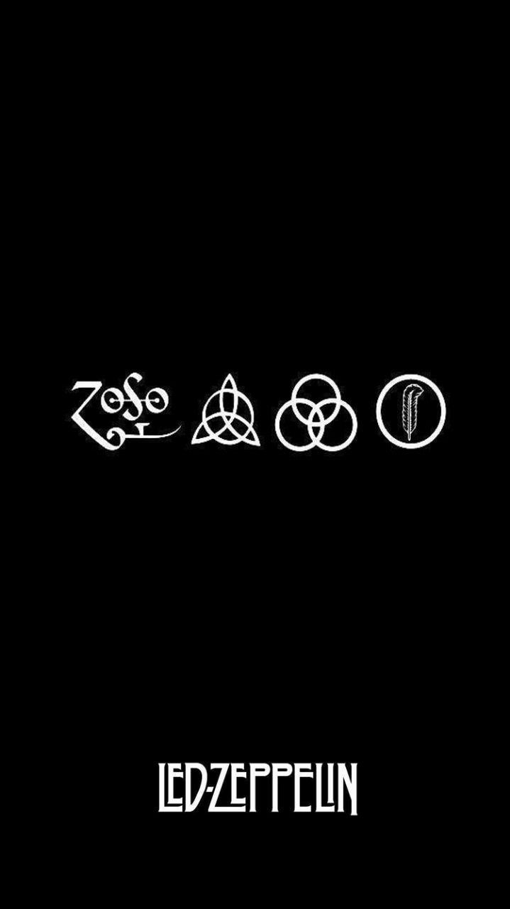 Led Zeppelin Led Zeppelin Zeppelin Iphone Wallpaper
