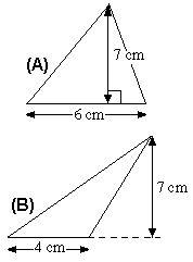 21 best perimeter and area images on pinterest classroom ideas calculate the area of a triangle and find out if correct or incorrect ccuart Choice Image