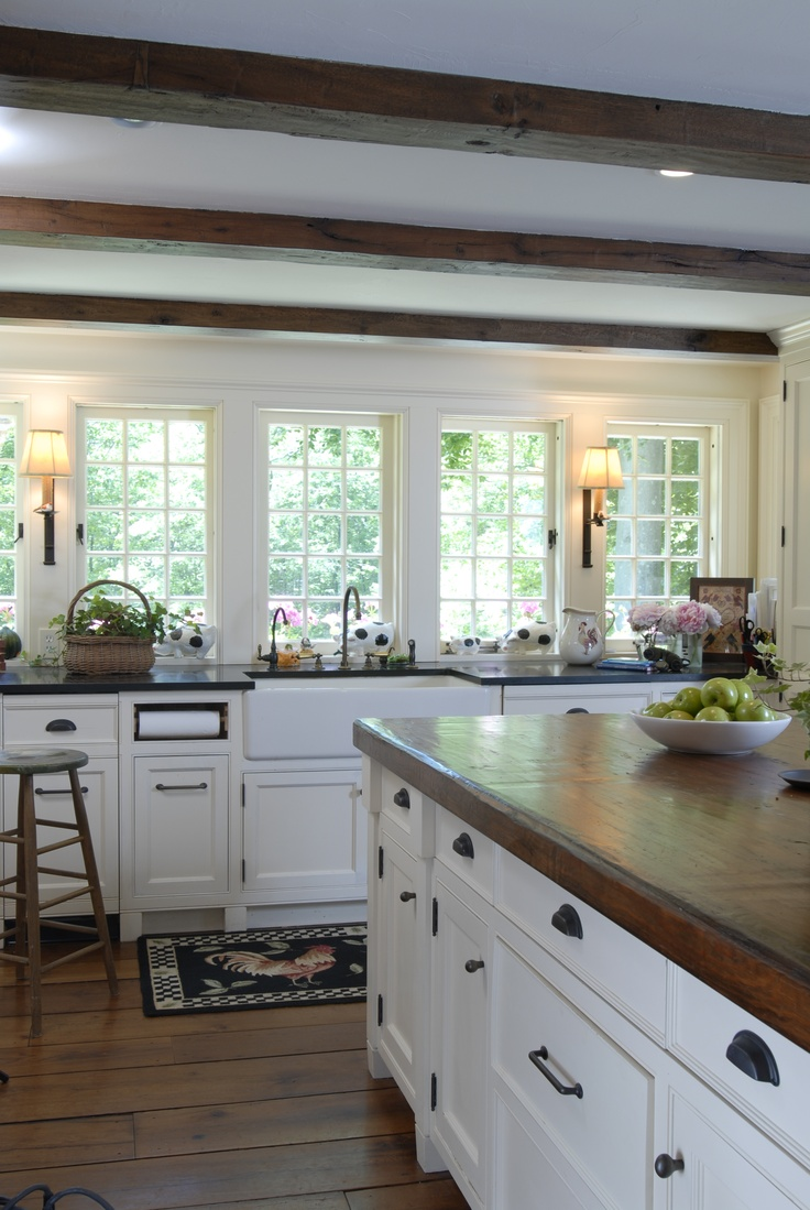 Kitchen cabinets eastern ct - New Canaan Ct Brooks And Falotico Associates Fairfield County Architects