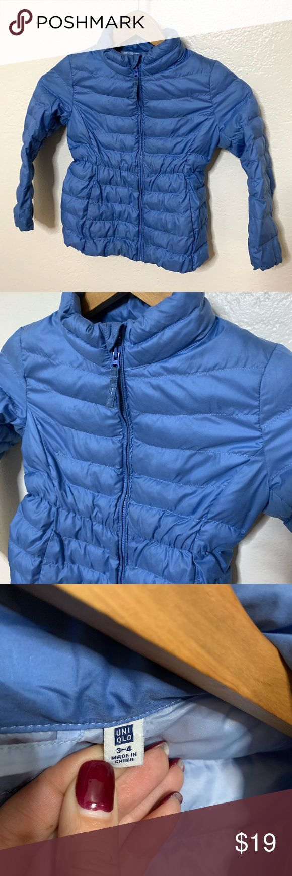 SOLD Uniqlo Puffer Jacket in 2020 Uniqlo jackets