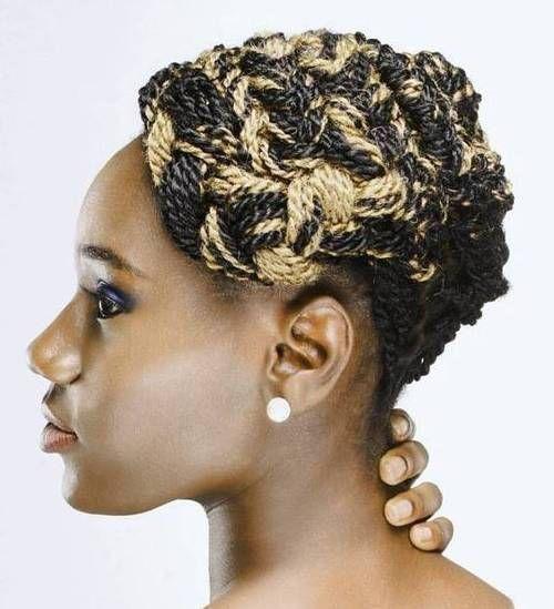 Idées Coupe cheveux Pour Femme  2017 / 2018   Twists sénégalais  20 façons de faire tourner les têtes rapidement
