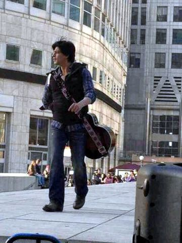 Shahrukh Khan - Jab Tak Hai Jaan (2012) Source: rediff.com