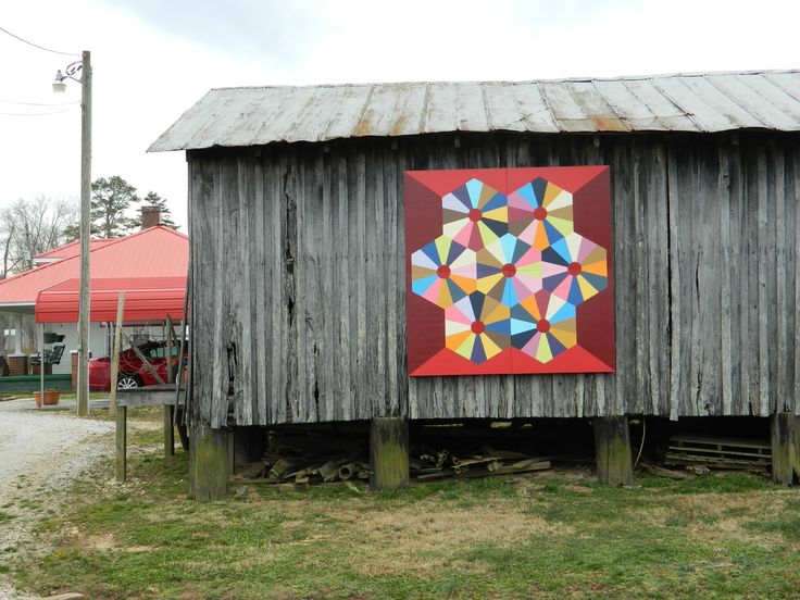 191 best Painted Barn Quilts images on Pinterest | Covered decks ... : quilt on barns - Adamdwight.com