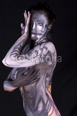 body painting © morgan capasso