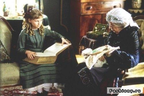 Художники по костюмам: Коллин Этвуд Маленькие женщины