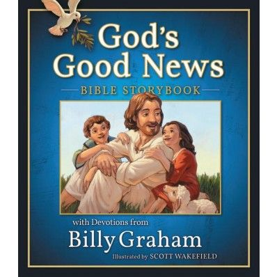 God's Good News Bible Stories - enter to #win #Ready2POP http://www.savingsinseconds.com/good-news/