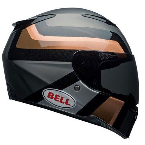 Rs 2 Gloss Matte Copper Black Titanium Empire Bell Bell Helmet
