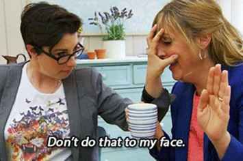 "19 Times Mel And Sue Were The Best Part Of ""The Great British Bake Off"""