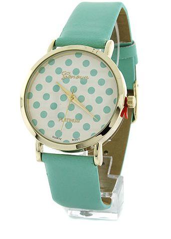 Polka Dot Watch- 4 Color Options