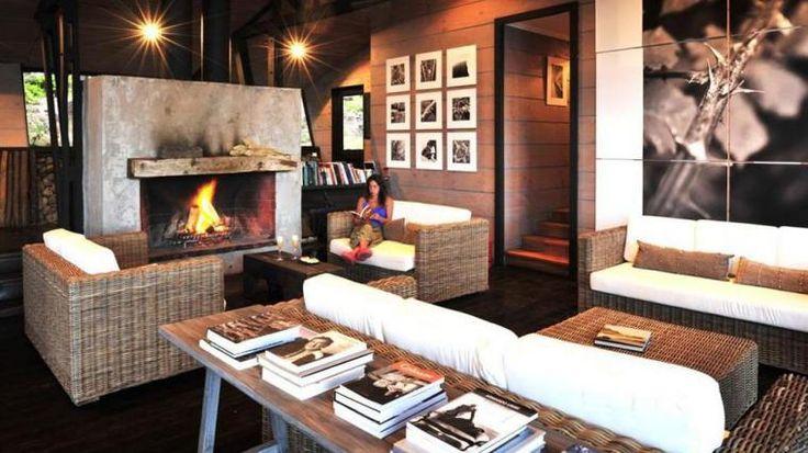 Hotel Crusoe Island Lodge Robinson Crusoe Island Archipelago Juan ...