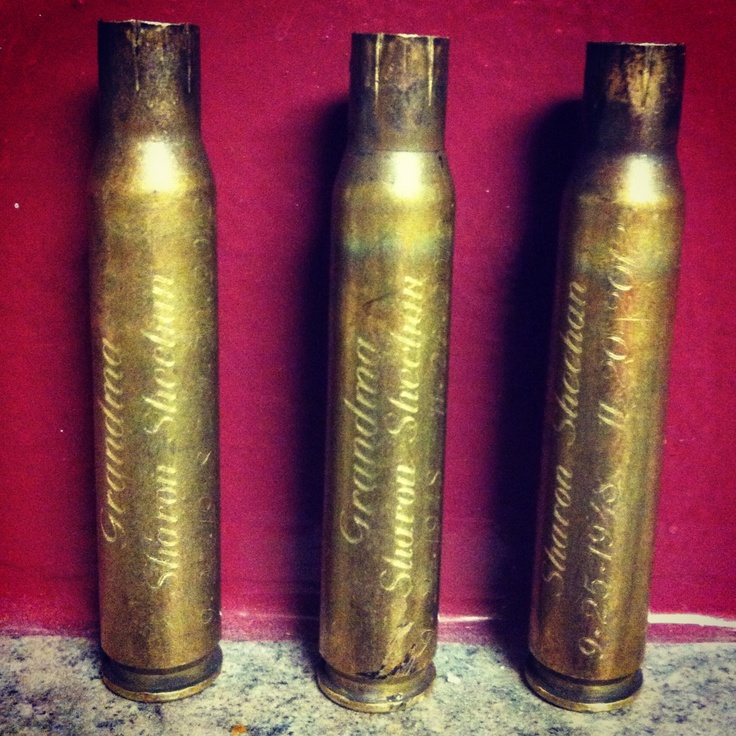 Pin On Shot Gun Shell Cases