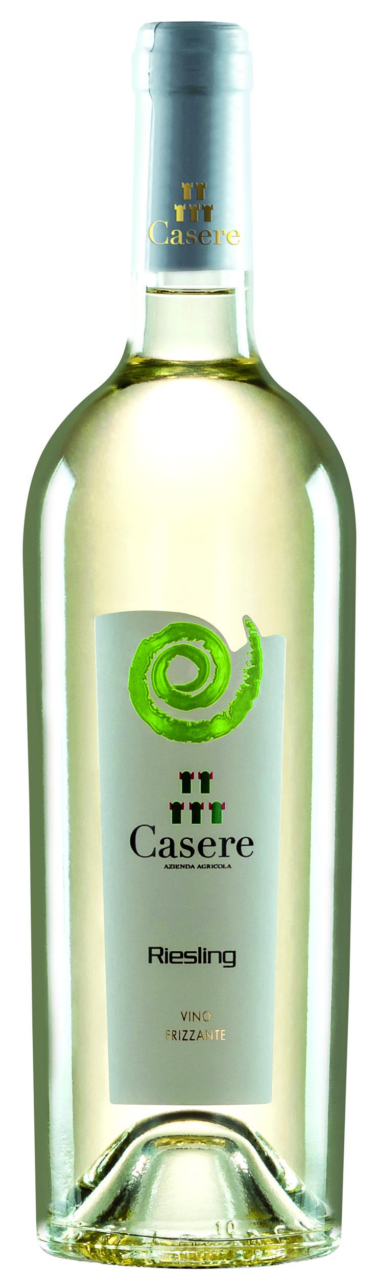 Riesling - Casere Azienda Agricola #winelabel #winedesign #italianwine #Francescon #Collodi #F&C