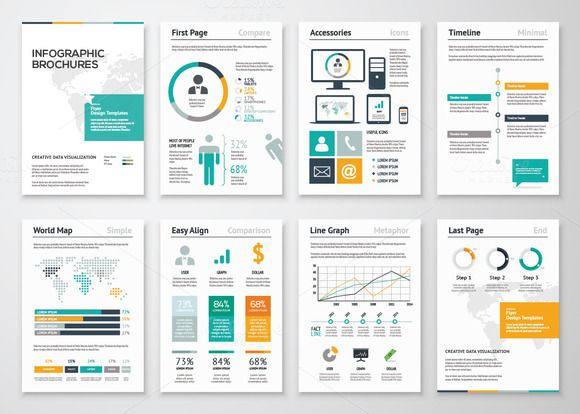 23 best presentation graphics images on pinterest | infographics, Powerpoint templates