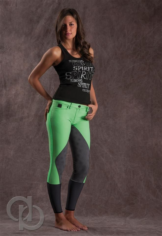 Nice Lime Green Breeches