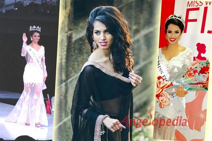 Pooja Priyanka crowned as Miss World Fiji 2016