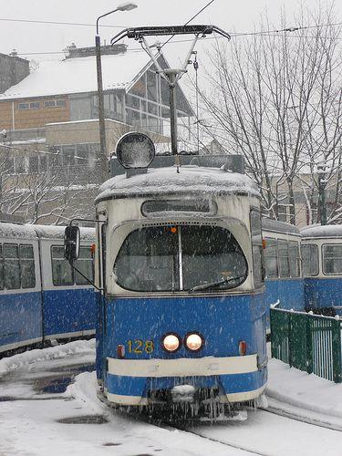 Pętla tramwajowa, Kraków