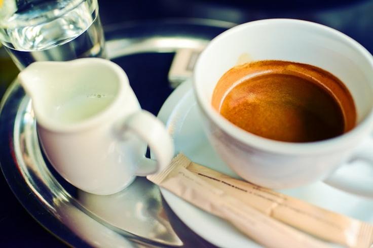 E' l'ora del caffè...