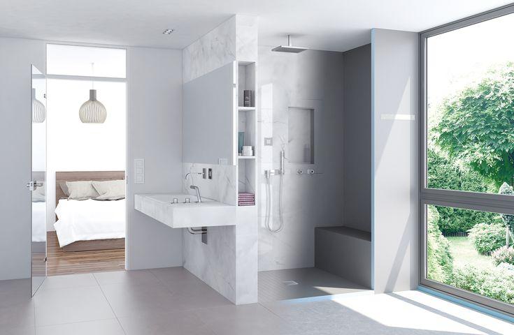 Pin Von Sevda Auf Badezimmer In 2020 Duschraume Dusche Badezimmer Regal