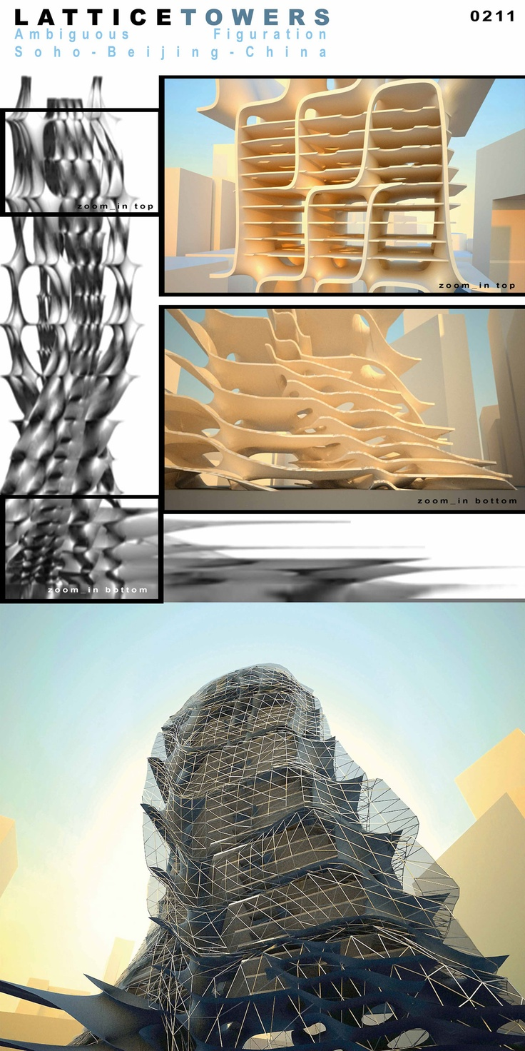 103 best Parametricism images on Pinterest | Parametric design ...