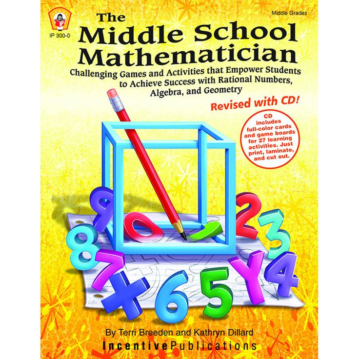 THE MIDDLE SCHOOL MATHEMATICIAN