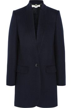 Stella McCartney Bryce wool-blend coat | NET-A-PORTER