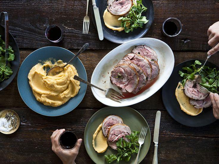Cookbooks + Editorial - Nicole Franzen Photography: