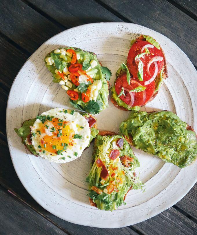 Avocado toast, Toast and Avocado on Pinterest