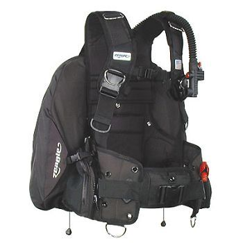 Zeagle Ranger SCUBA BCD with Ripcord Weight System
