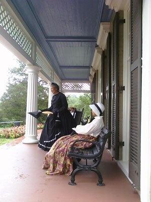 Fredrick Douglas and Harriet Jacobs