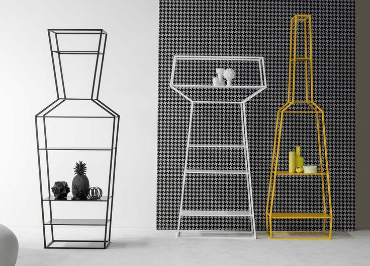 Exceptional These Bold And Fun Bookcases Blur The Line Between Function